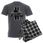 New Camaro Gray Men's Charcoal Pajamas