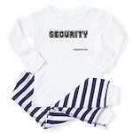 security Baby Pajamas
