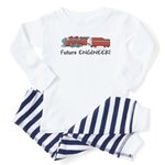 Future Train Engineer Infant Bodysuit