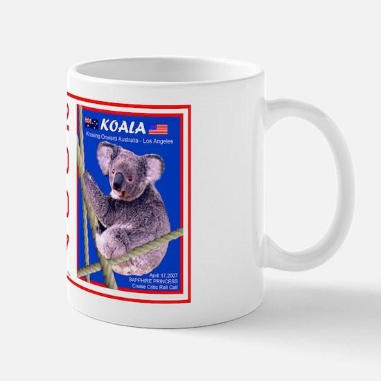 Sapphire KOALA 2007- Mug