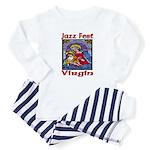 Jazz Fest Virgin Infant Creeper