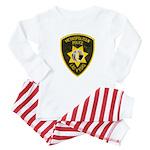 Metro Vegas PD Baby Pajamas