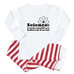 Science Works No Matter What Baby Pajamas