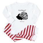 Got Boost ? - BoostGear.com - Baby Pajamas
