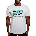 No Place Like Home Light T-Shirt