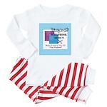 Scrapbook Addict - 12 x 12 St Baby Pajamas