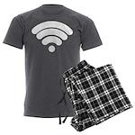 Wifi Men's Charcoal Pajamas