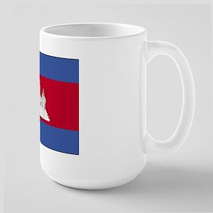 Cambodia Large Mug