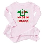 Made In Mexico Baby Pajamas