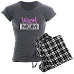 Iron Bitch Women's Charcoal Pajamas