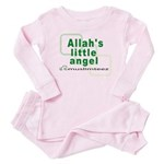 Muslim Allah's lillte Angel Baby Pajamas