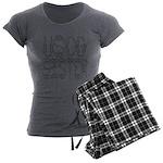 USCG Sister Women's Charcoal Pajamas