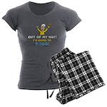 BINGO!! Women's Charcoal Pajamas