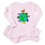Animal Planet Rescue Baby Pajamas
