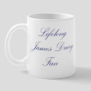 James Drury Mug