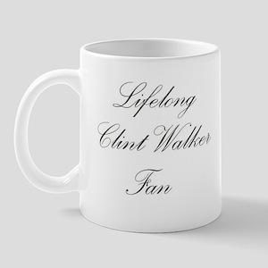 CLINT WALKER Mug
