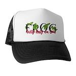 FROG: Fully Rely on God Trucker Hat