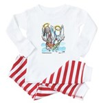 Godz Poodlz Baby Pajamas