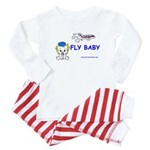 Fly Baby Baby Pajamas