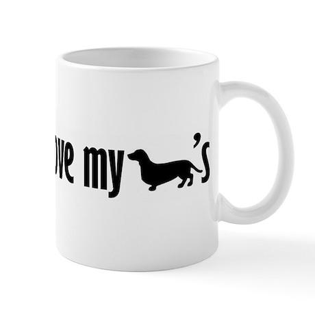 Love My Dach's Mug