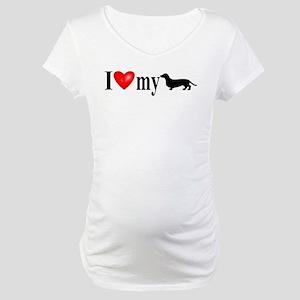 LUV My Dach Maternity T-Shirt