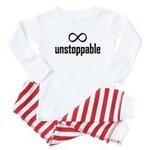 Infinity, Unstoppable Baby Pajamas