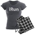 iRun Women's Charcoal Pajamas
