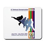 2005 Nationals Mousepad