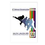2005 Nationals Postcards (Package of 8)