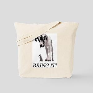 Bring It! Tote Bag