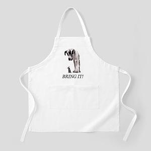 Bring It! BBQ Apron