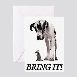 Bring It! Greeting Card