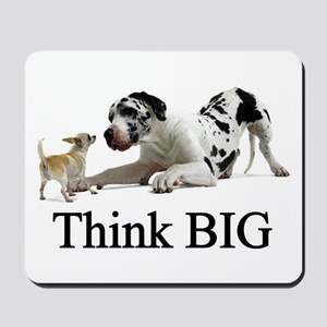 Think Big Mousepad