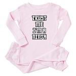 Trust Me I'm a Ninja - Baby Pajamas