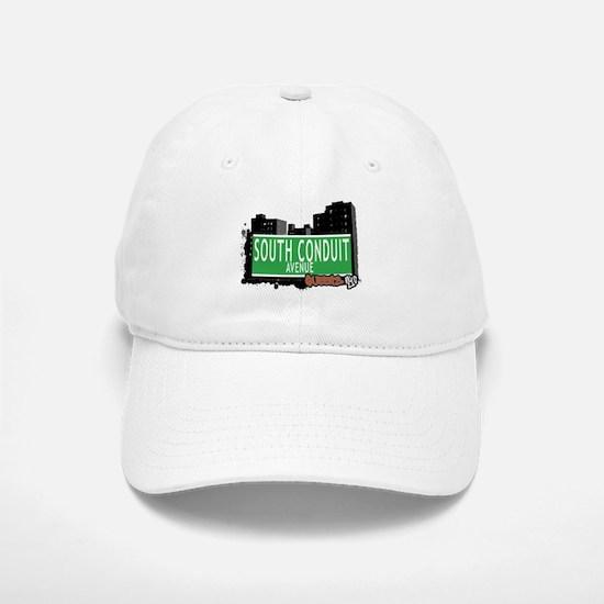 SOUTH CONDUIT AVENUE, QUEENS, NYC Baseball Baseball Cap