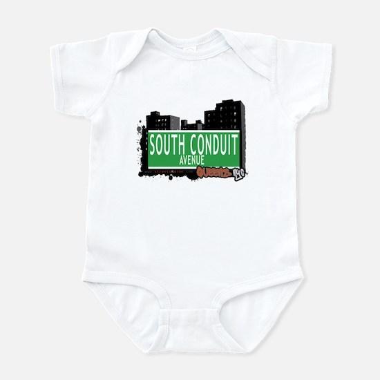 SOUTH CONDUIT AVENUE, QUEENS, NYC Infant Bodysuit