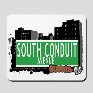 SOUTH CONDUIT AVENUE, QUEENS, NYC Mousepad