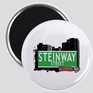 STEINWAY STREET, QUEENS, NYC Magnet