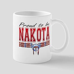 Proud to be Nakota Mug