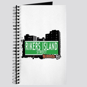 RIKERS ISLAND STREET, QUEENS, NYC Journal