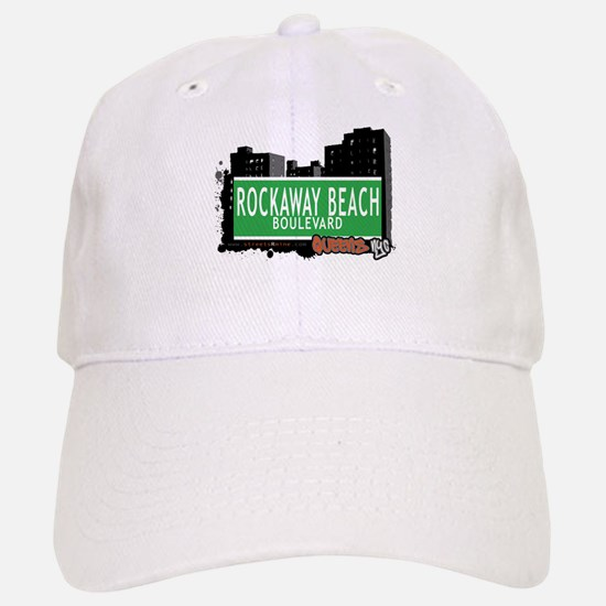ROCKAWAY BEACH BOULEVARD, QUEENS, NYC Baseball Baseball Cap