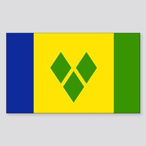 Saint Vincent and the Grenadines Sticker