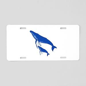 GUIDANCE Aluminum License Plate