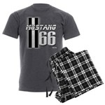 Mustang 66 Men's Charcoal Pajamas