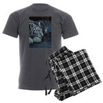 Burning Bright Men's Charcoal Pajamas