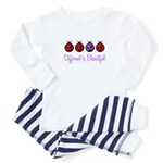different is beautiful Baby Pajamas
