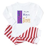 Future of Dance Kids Light Baby Pajamas