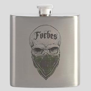 Forbes Tartan Bandit Flask