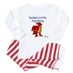 Daddy's Little Hatchling Baby Pajamas