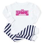 Little Light of Mine Baby Pajamas